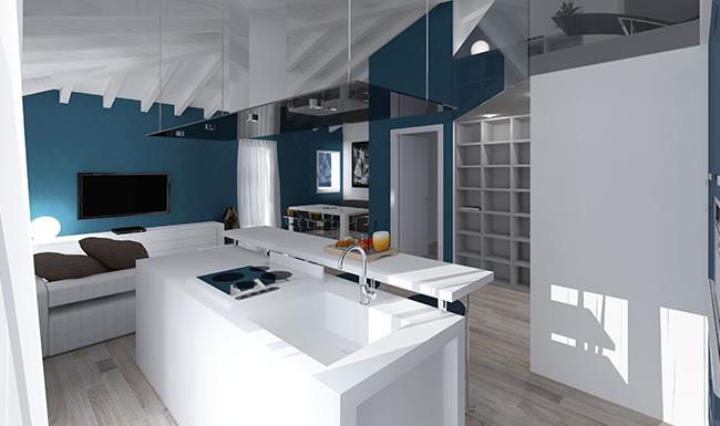Portfolio progetti studio architettura arpini for Progetti architettura interni