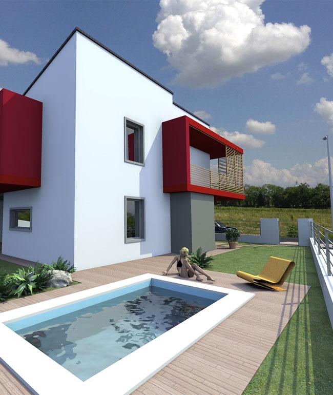 Portfolio progetti studio architettura arpini for Architetto brescia